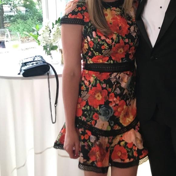 e7a044c0f Alice + Olivia Dresses & Skirts - Alice + Olivia Rapunzel Floral Dress